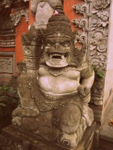 Ubud - Welcome, friend?